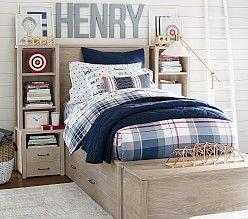 Belden End of Bed Dresser in 2019 | Kids beds with storage ...