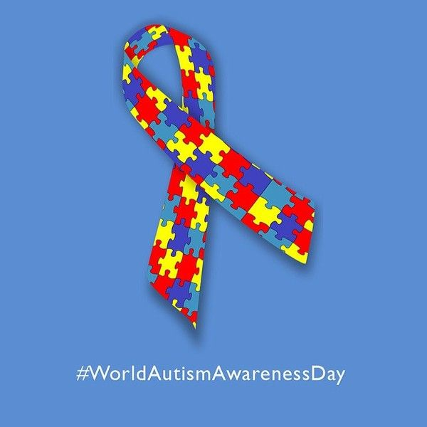 The Puzzle Piece Ribbon Is The Most Recognized Symbol For Autism