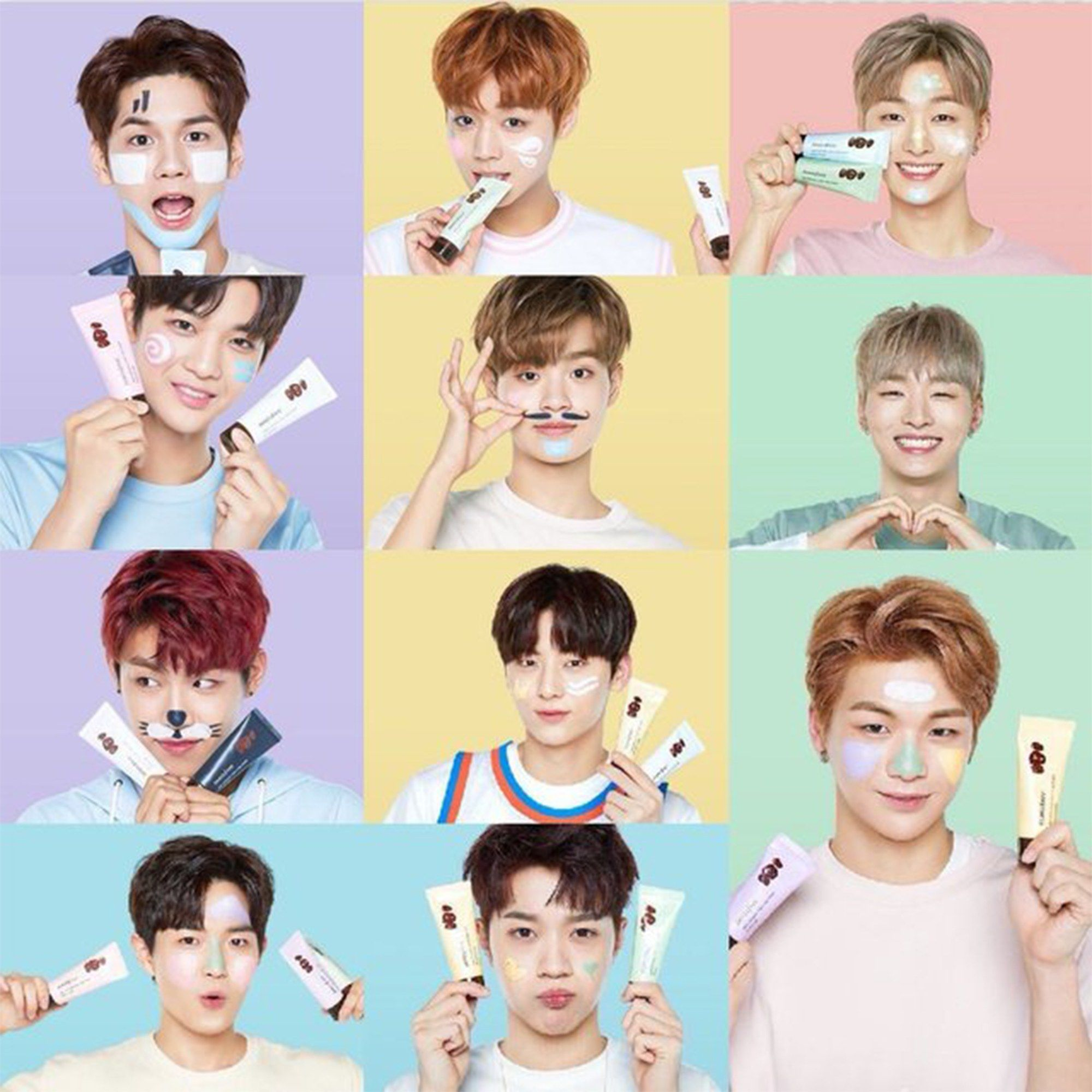 9 Of The Best K Pop K Beauty Products You Can Shop Right Now Daily Face Moisturizer Clay Face Mask Skin Care Masks