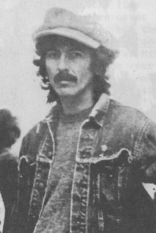 George Harrison i have this hat woah