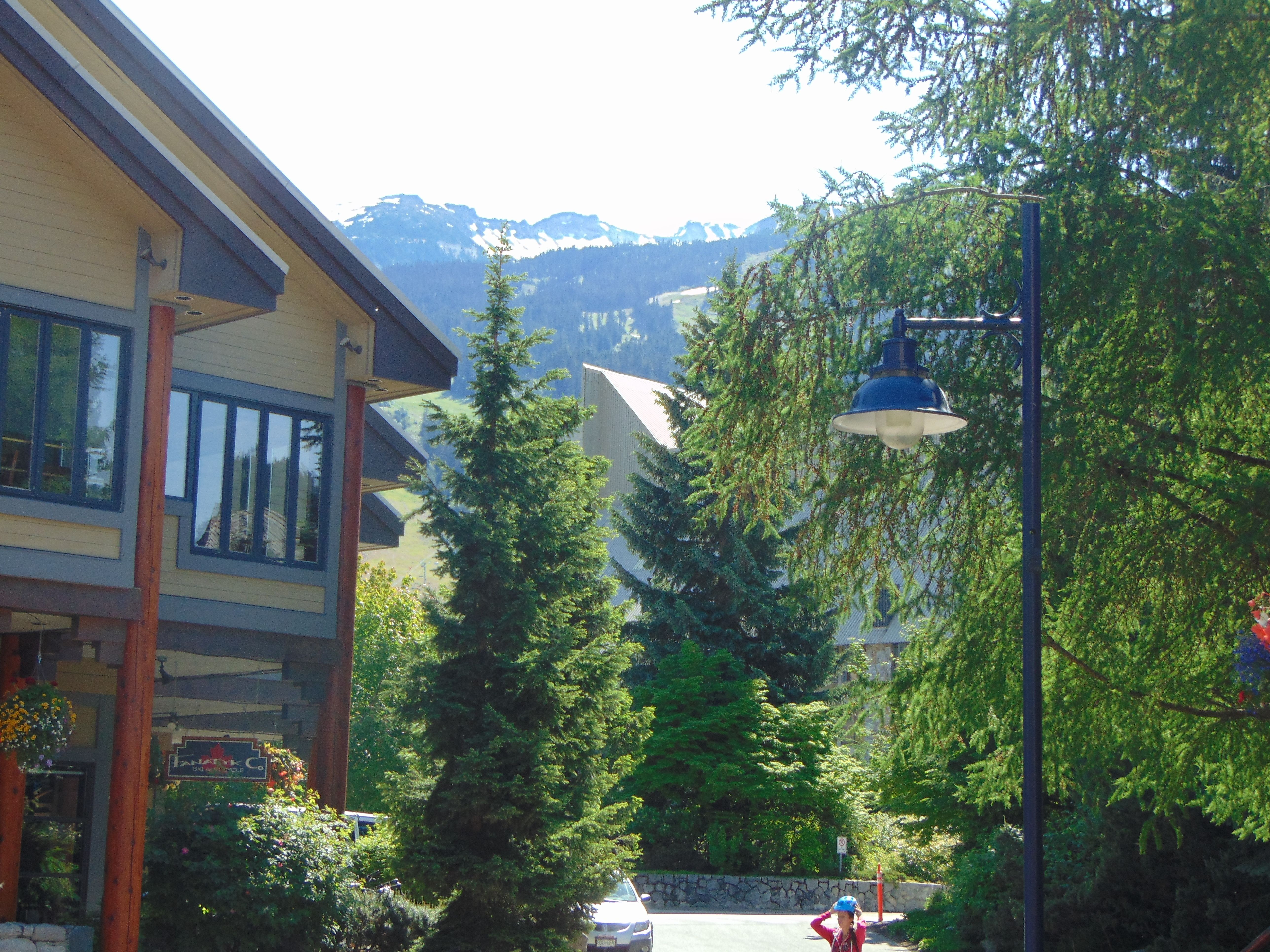 Whistler, BC - Canada  #whistler #canada #britshcolumbia #travel #trip #beautiful #city #village