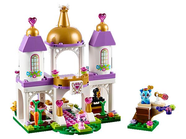 Palace Pets Royal Castle 41142 Disney Buy Online At The Official Lego Shop Us Disney Princess Palace Pets Lego Disney Princess Palace Pets