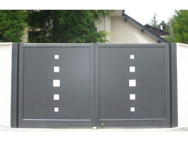 Realisation De Portails Portail Portail Et Cloture Portail Portillon