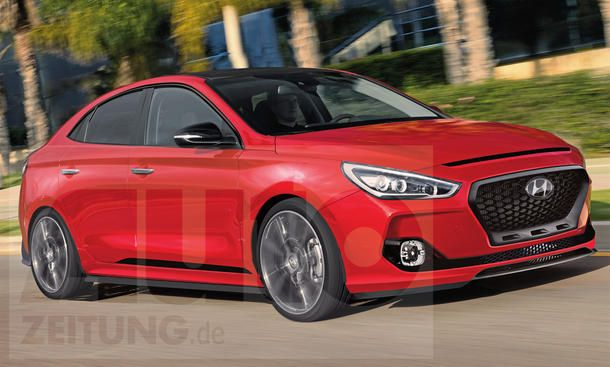 hyundai i30 fastback 2018 preis motor neue autos autos und neuer. Black Bedroom Furniture Sets. Home Design Ideas