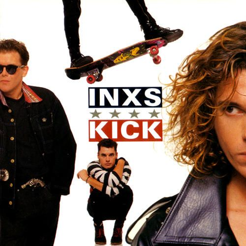 INXS...First Concert...Sept 1988...Texas Stadium in Irving.