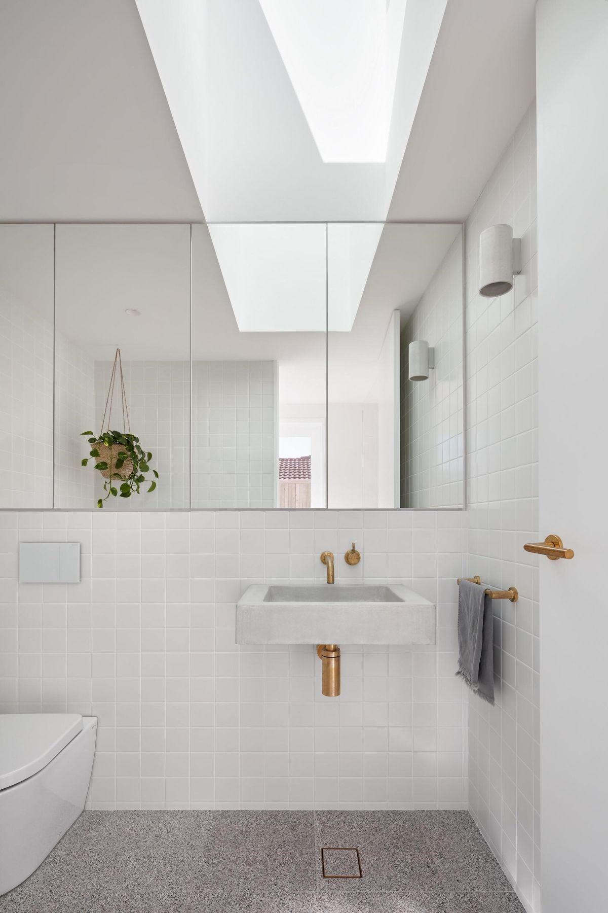 White On White A Serene Interior For This Byron Bay Home I Love