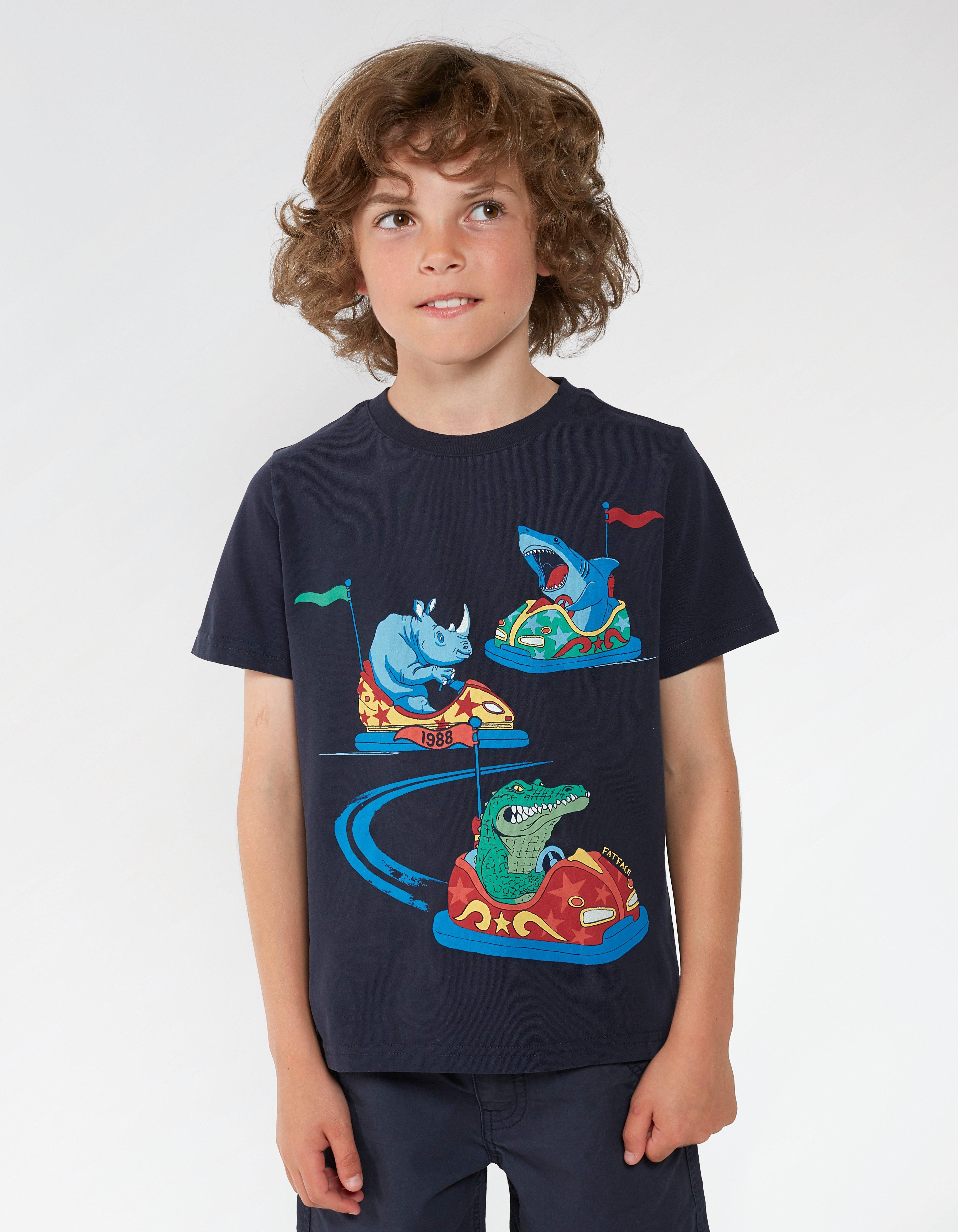 Per Car Creature Graphic T Shirt Boy Outfits Boys