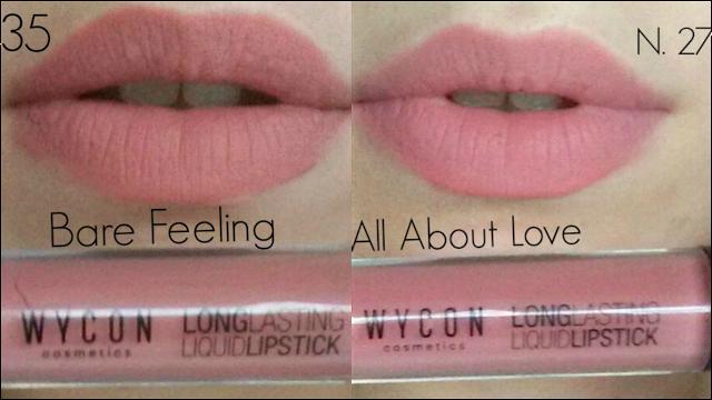 Eyeliner on fleek review long lasting liquid lipstick for Rossetti vernici e idee