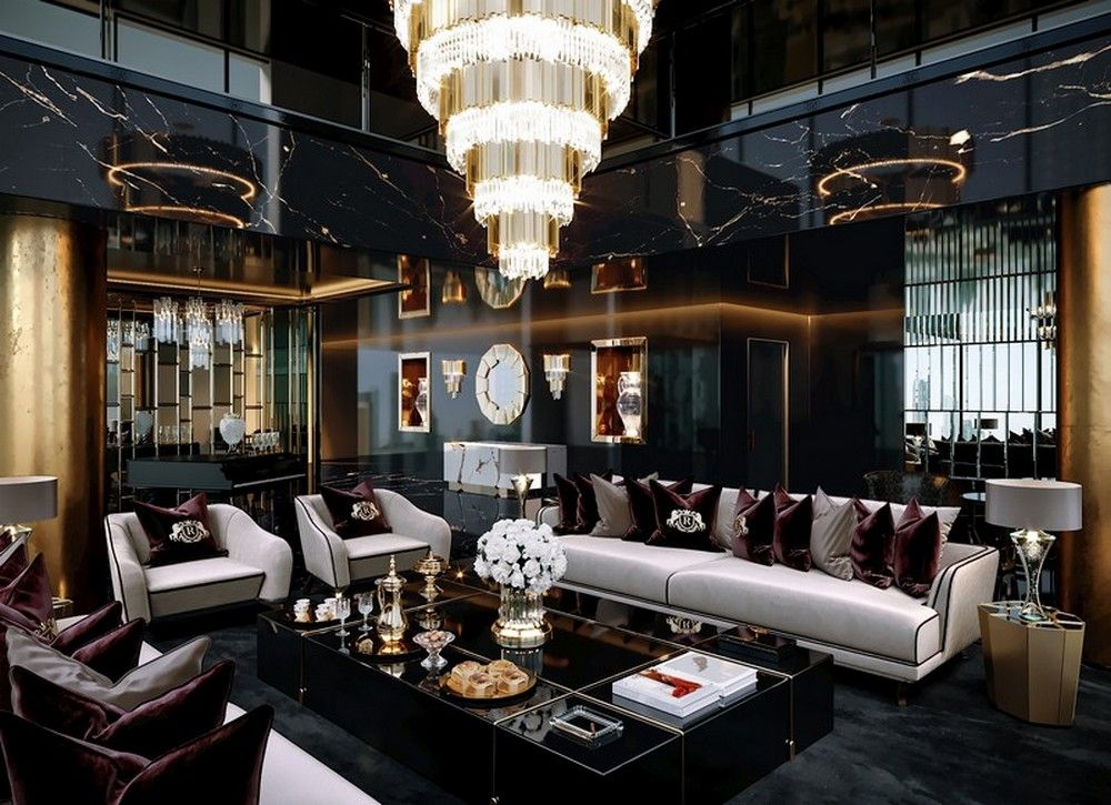 Step Inside Celia Sawyer S Incredible Luxury Design Mansion In