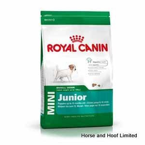 Royal Canin Mini Junior 800g Royal Canin Mini Dogs Royal