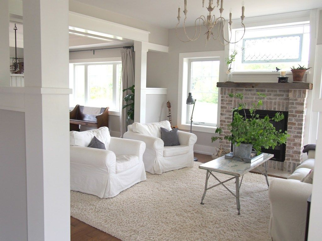 Farmhouse Tour Friday {vol.3} - Rooms For Rent blog | LIVING ROOM ...
