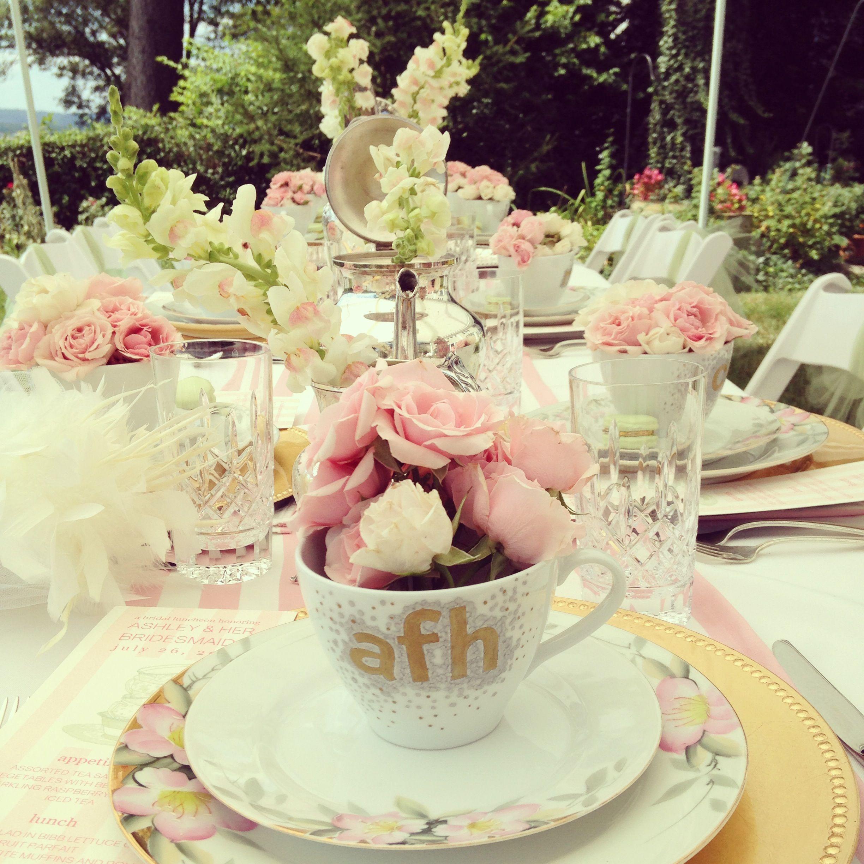 Bridesmaid Luncheon, Bridesmaid