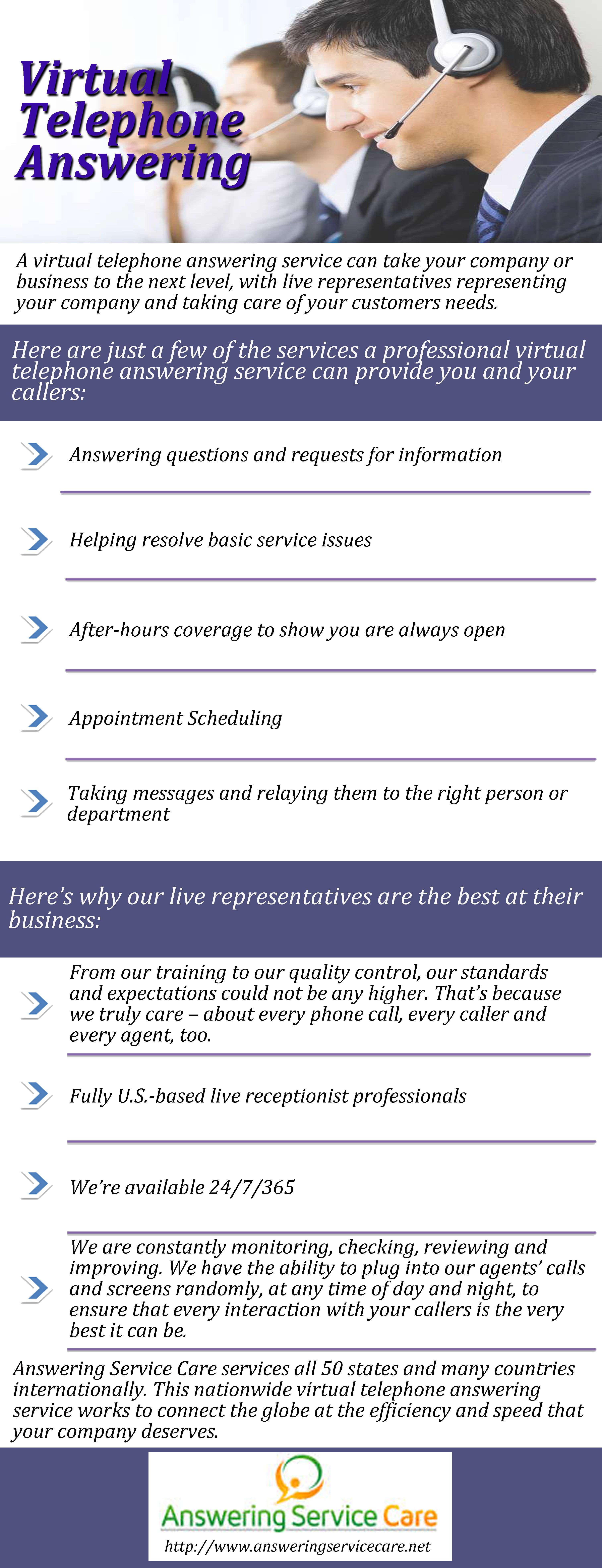 Home2 answering service telephone