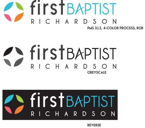 First Baptist Richardson Brand Guidelines Logo Project Color