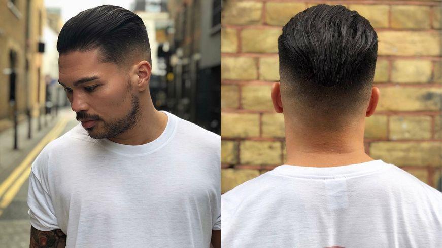 Men S Hair Trend Alert Which Undercut Suits You Undercut Men Hair Men Care