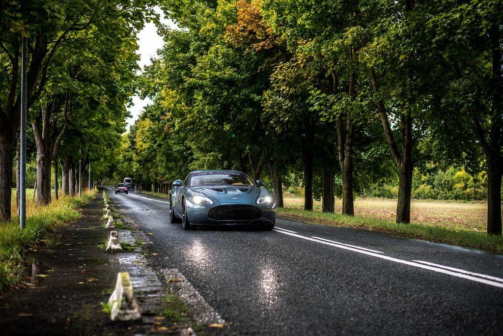 V12 ZagatoByDamien -Aston-Martin V12 ZagatoByDamien -  Wernigerode, Harz by @noirerora -  O