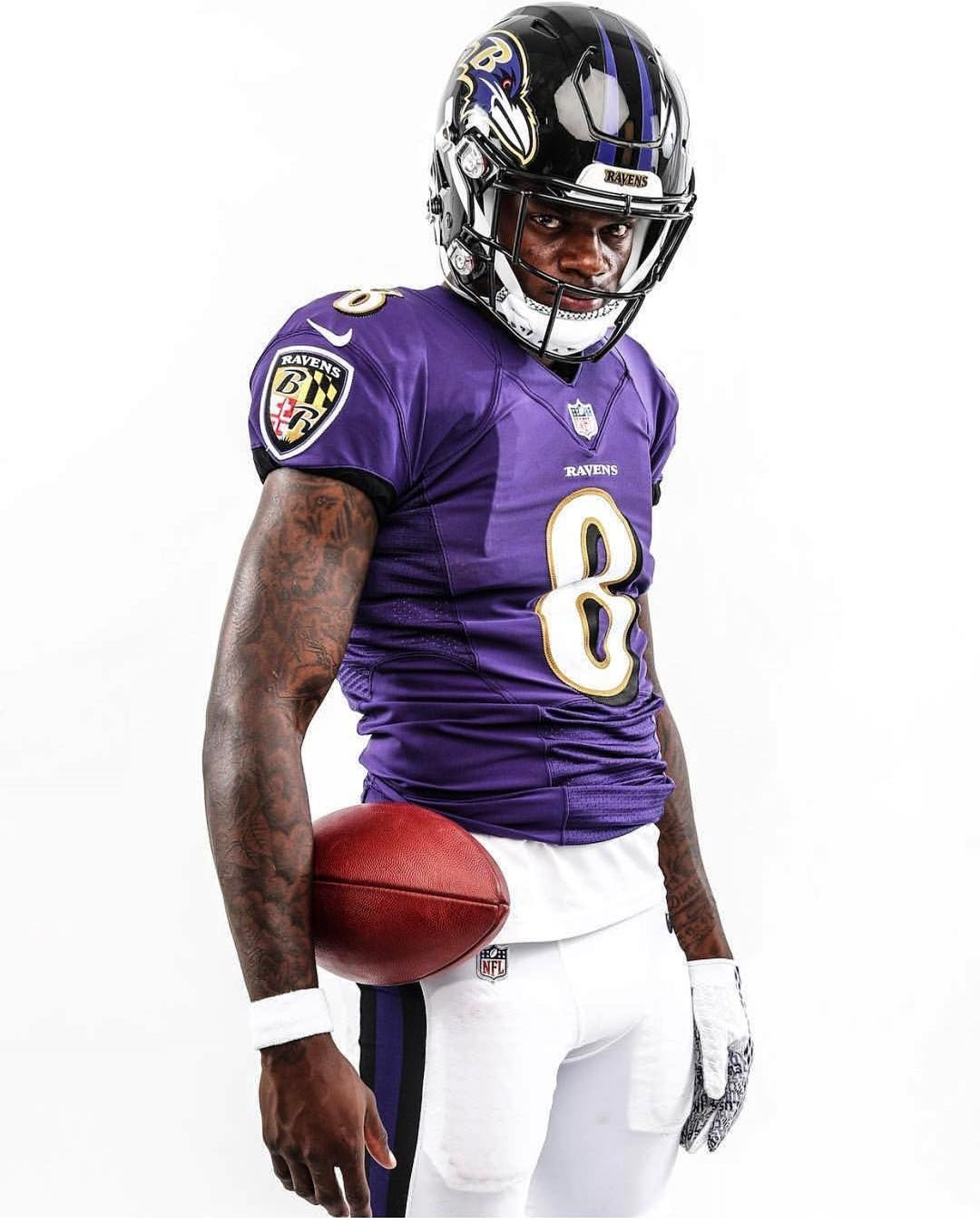 Lamar Jackson On Instagram Run Up On Me That S Risky Run Up On Me Don T Tempt Me In 2020 Lamar Jackson Ravens Football Baltimore Ravens Football