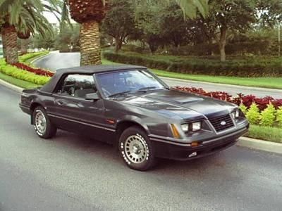 My 1984 Mustang Lx 5 0 Was A Fun Car Mine Coupe Not Convertible But It Did Have Sunroof And Had The Same Alloy Wheels Paint Color As
