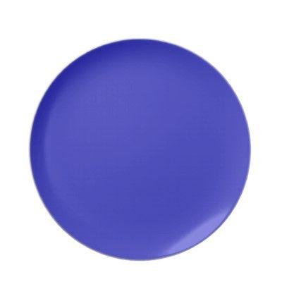 Governor Bay Blue Plate