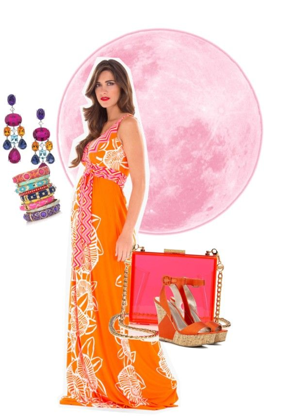 """""""Summer Nights"""" by steviebt on Polyvore"""