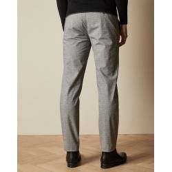 Photo of Checked Cotton Trousers Ted Baker