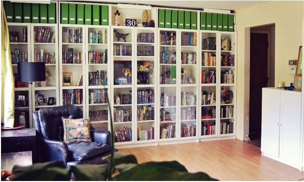 17 best images about bookcases on pinterest ikea billy bookshelves and