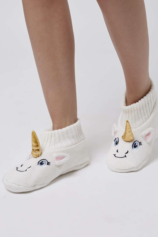 topshop unicorn slippers