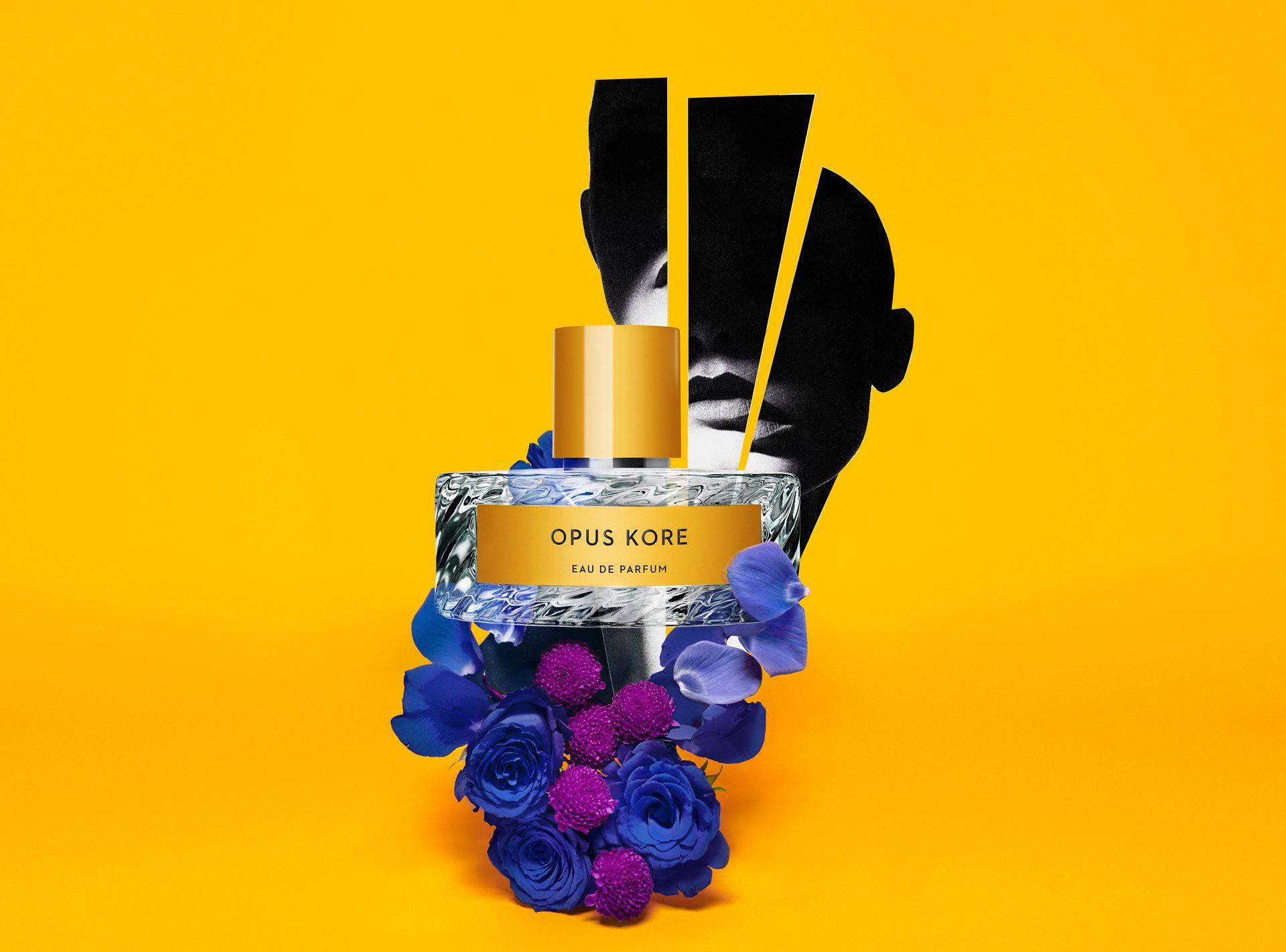 Kết quả hình ảnh cho OPUS KORE vilhelm parfumerie