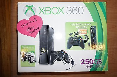 NEW Xbox 360 console 250 GB w Darksiders 2 Batman 2 controllers headset &MORE https://t.co/3111wQOepR https://t.co/ZPqfQmJkFI http://twitter.com/Foemvu_Maoxke/status/773931680604250112