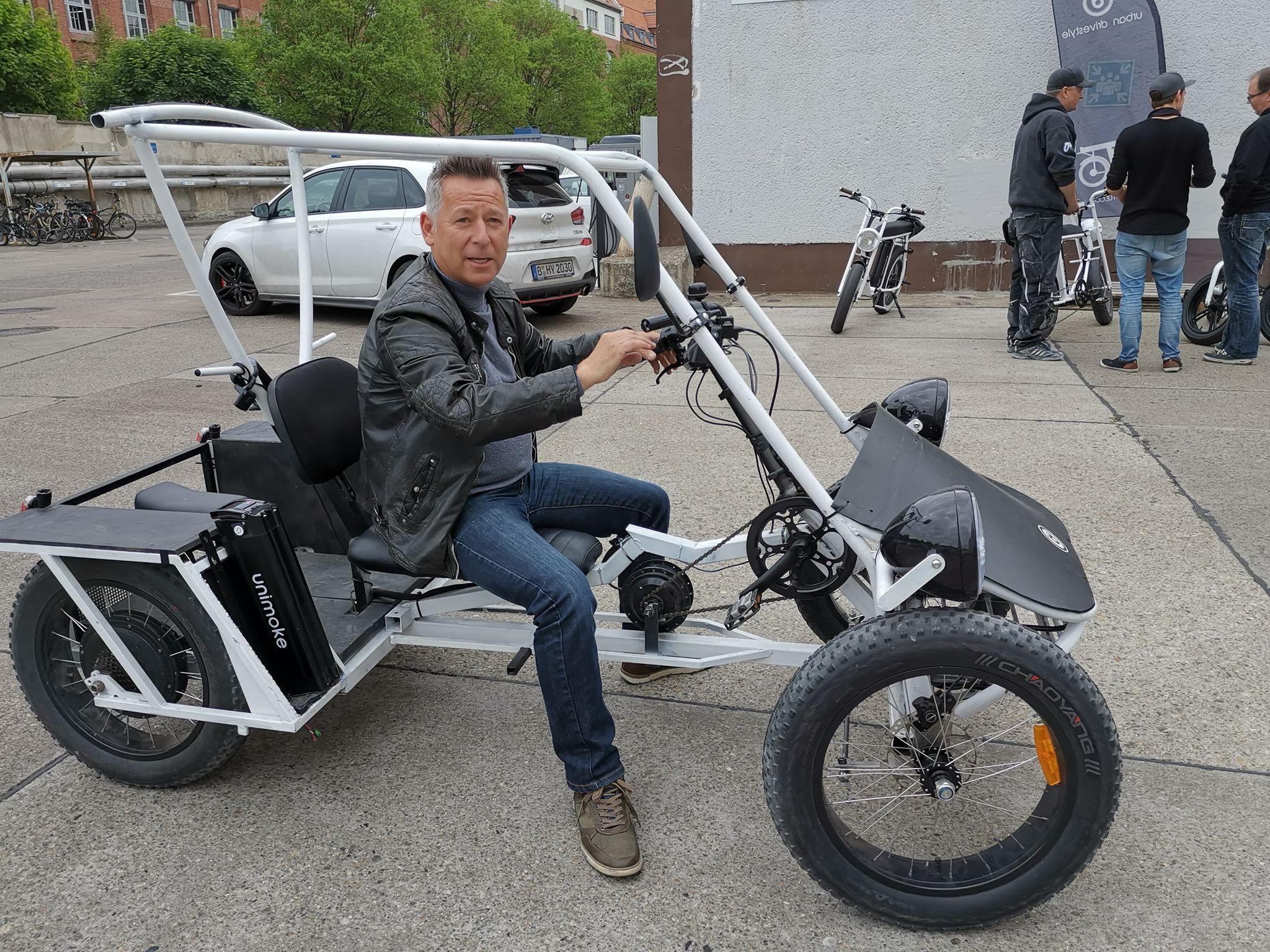 Pin De Carlos Del Rio En Vehiculos Para Una Vida Libre Triciclo