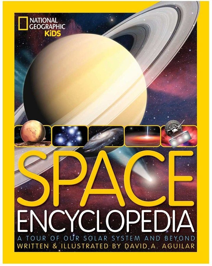 National Geographic Space Encyclopedia | National ...