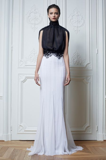 Zuhair Murad Fall 2013 RTW collection -- wow! Lovely!