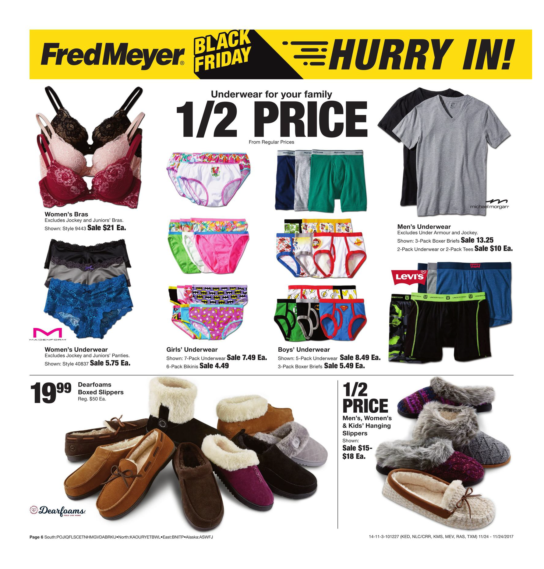 Fred Meyer Black Friday 2017 Ads and