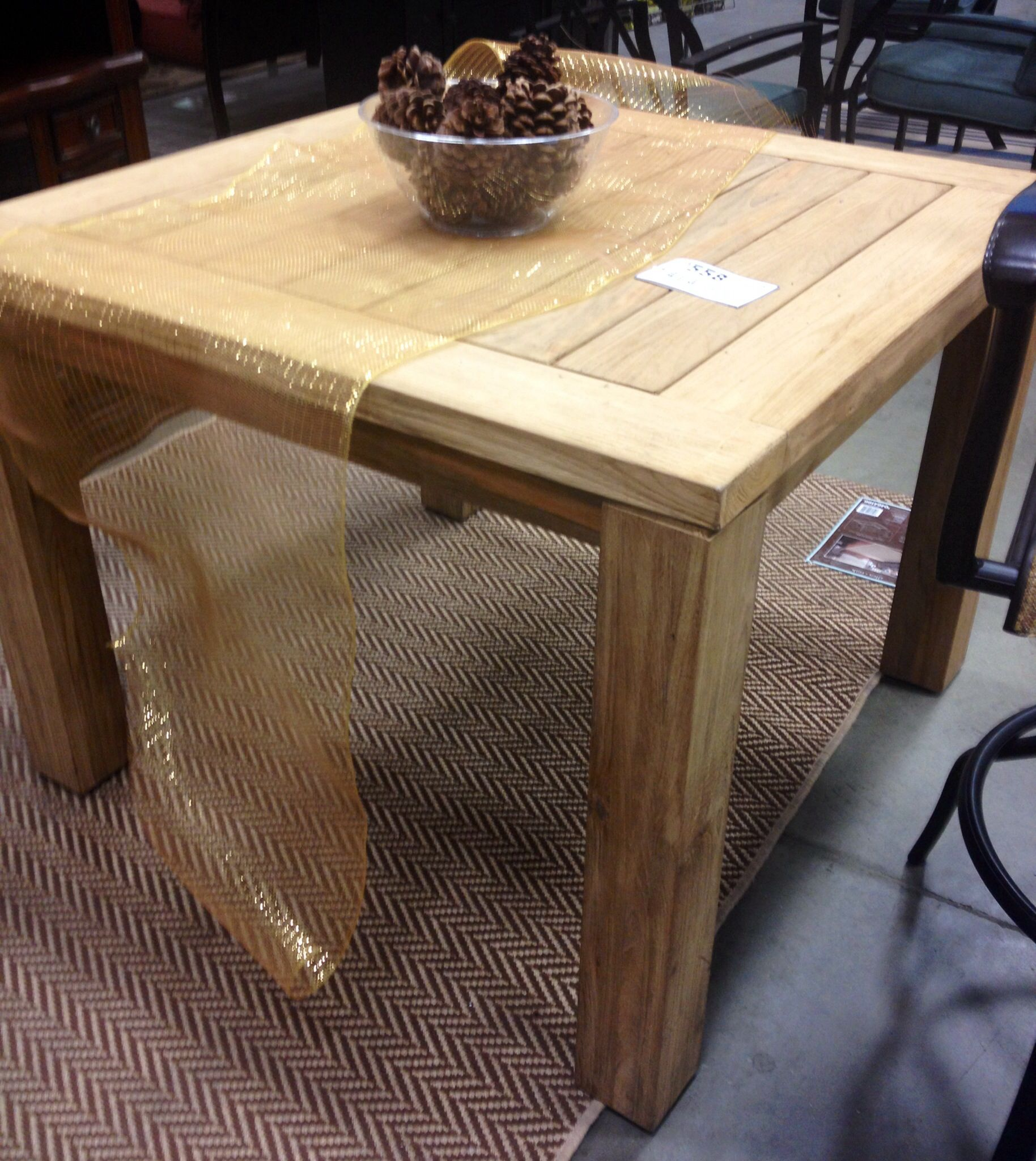 Outdoor living table at Lowes. | Living table, Coffee ... on Lowes Outdoor Living id=49699