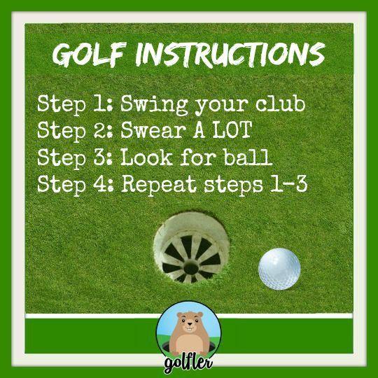 Clubcaddie Com On Twitter Golf Instruction Golf Backswing Golf Humor