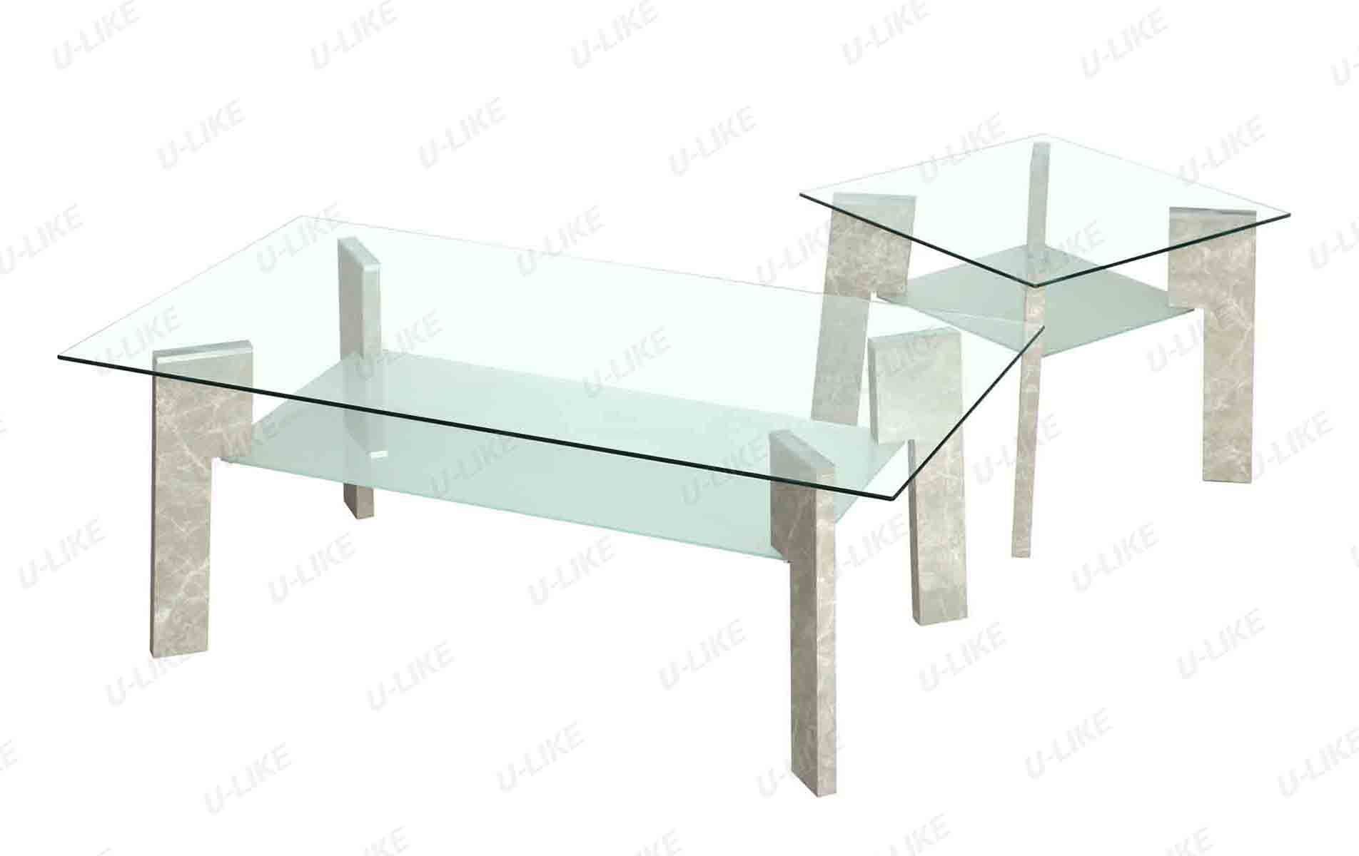 Classic Tempered Glass Coffee Table With Paper Veneer Legs Coffee Table Latest Furniture Designs Tempered Glass Table Top [ 1200 x 1904 Pixel ]