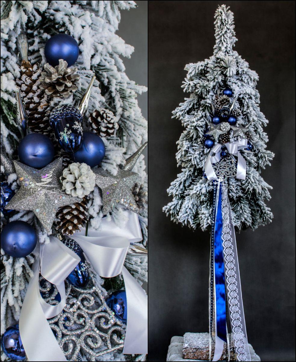 Cudowna Bialo Niebieska Choinka Ubrana Na Pniu Hanukkah Wreath Wreaths Hanukkah