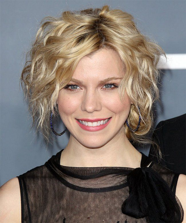 35 Awesome Short Hairstyles For Fine Hair Short Wavy Hair Thin Wavy Hair Short Curly Hair