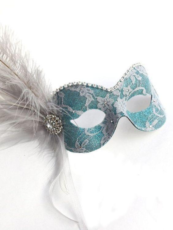 idea for lace mask?