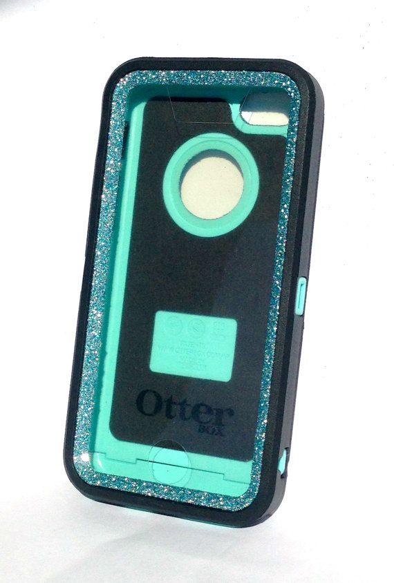 check out 2fe79 1599f OtterBox Defender Series Case iPhone 5c Glitter by NaughtyWoman ...