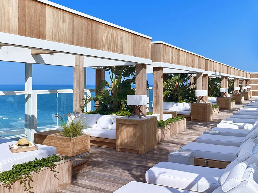 1 Hotel South Beach: Miami's Latest Luxury Retreat Next to the Atlantic