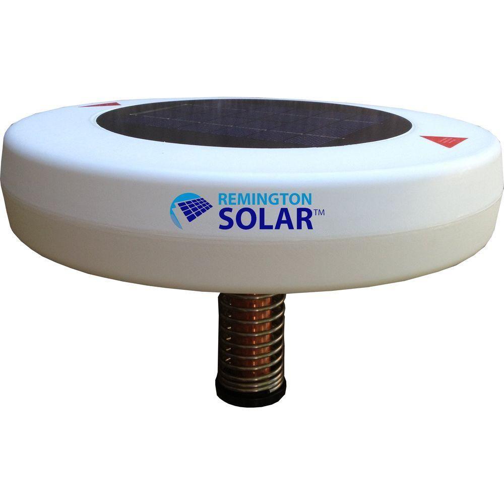 Sun Shock Chlorine Free Sun Shock Pool Ionizer And Purifier Rsi 1000 The Home Depot Chlorine Free Pool Pool Chlorine Solar Pool