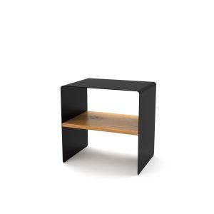 Beistelltisch Aus Holz Und Metall Online Kaufen Stahlzart In 2020 Beistelltisch Holz Design Beistelltisch Beistelltisch