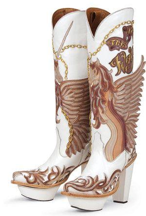 Boots, Custom cowboy boots, Cowboy boots