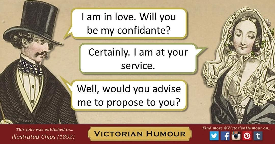 Pinterest Jokes: #history #victorian #jokes #joke