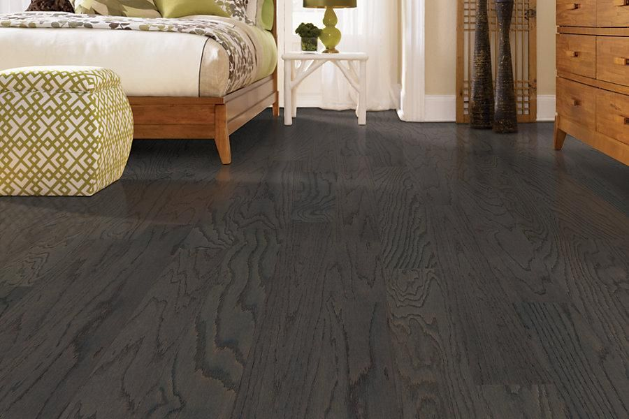 Mohawk oak charcoal 3 1 4 click together engineered for Mohawk vinyl flooring