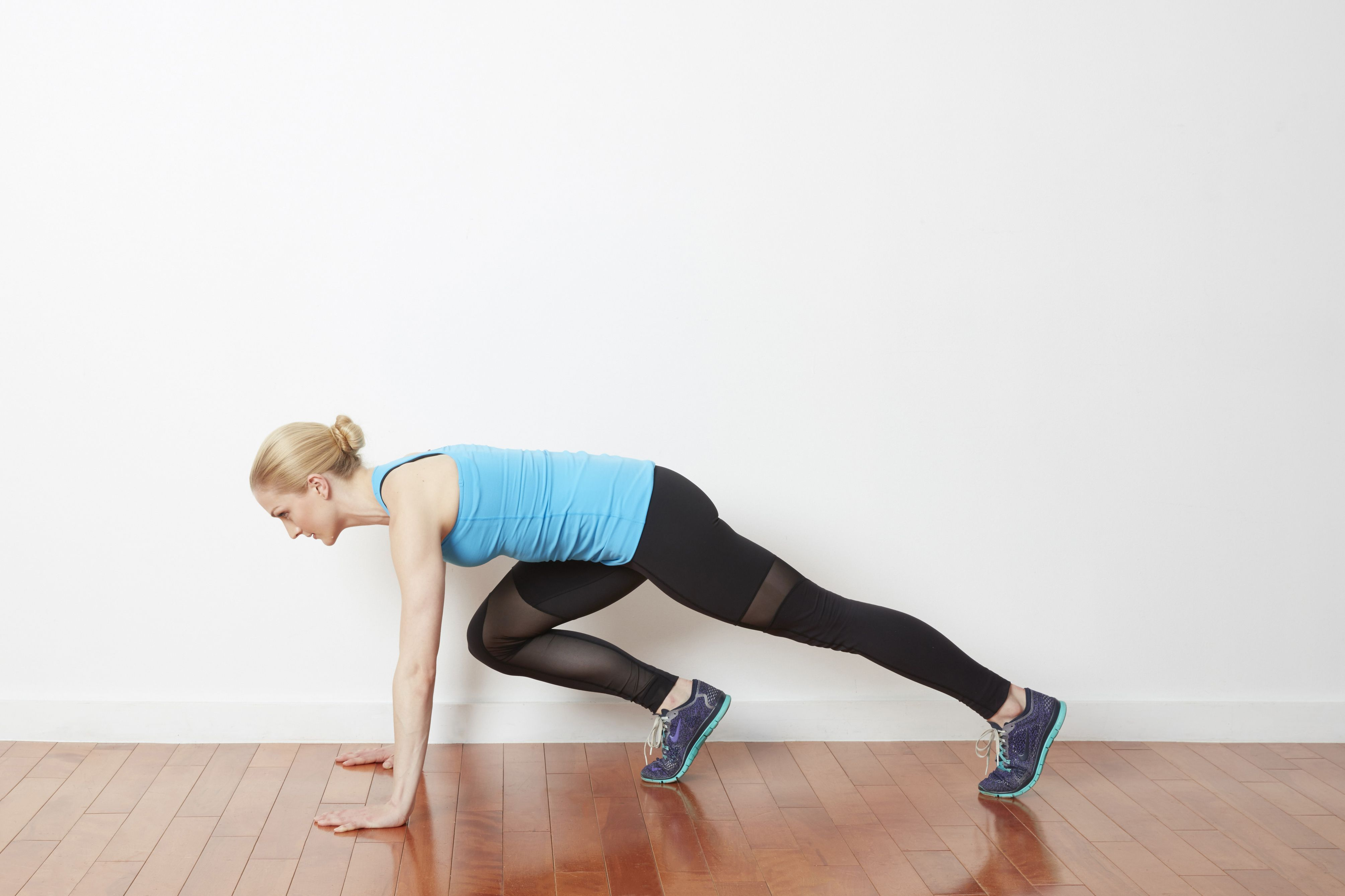 Exercises for a Challenging Total Body Tri-Set Strength Workout