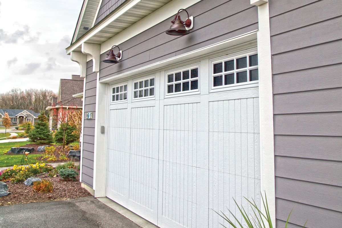 Midland Garage Door Overlay Design Garage Doors Residential Garage Doors Double Garage Door