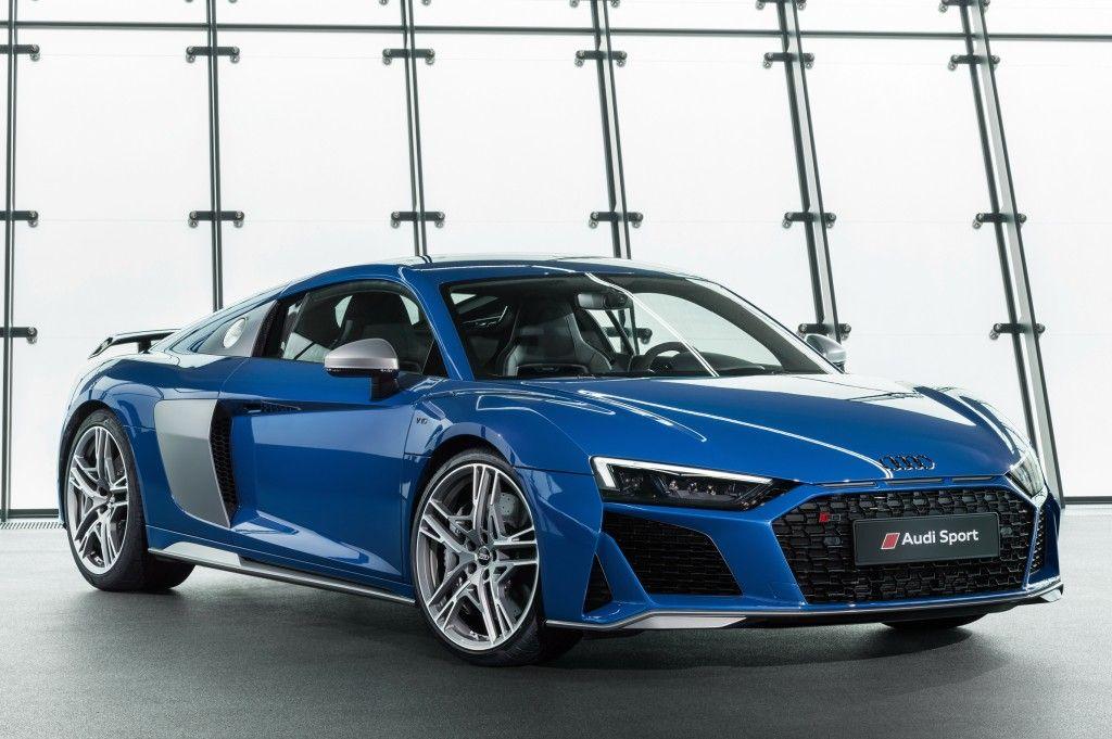 Audi R8 Coupe Specs Photos 2018 2019 2020 Audi Sports Car