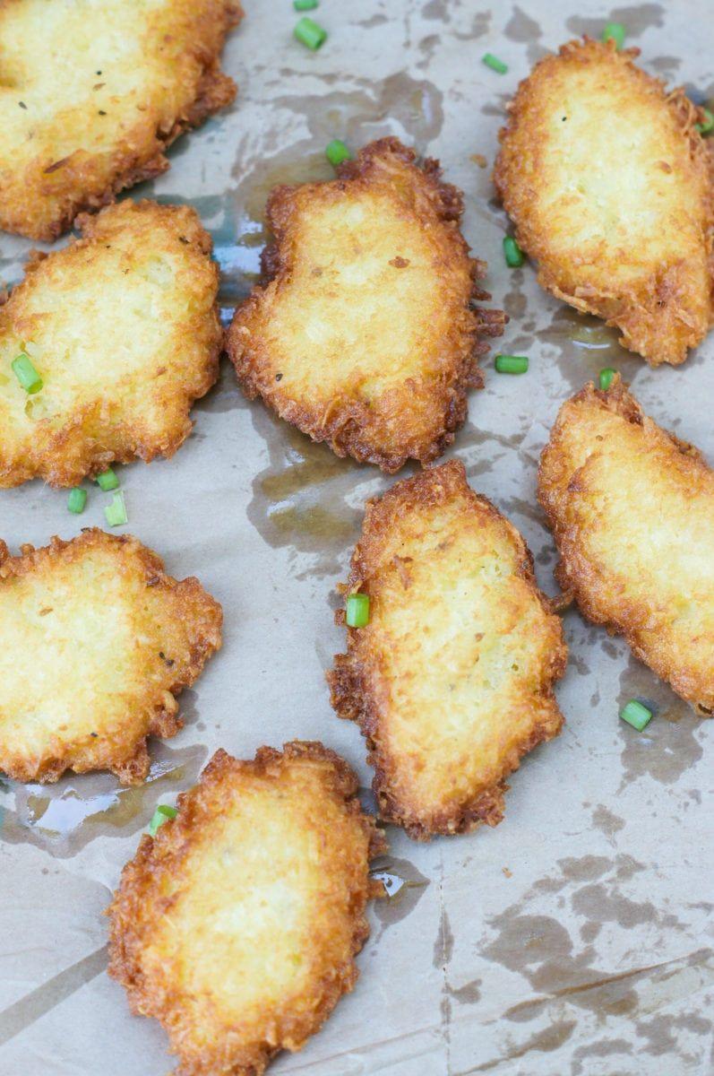 Yuca Fritters